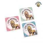 Coasters – Lion Brewery