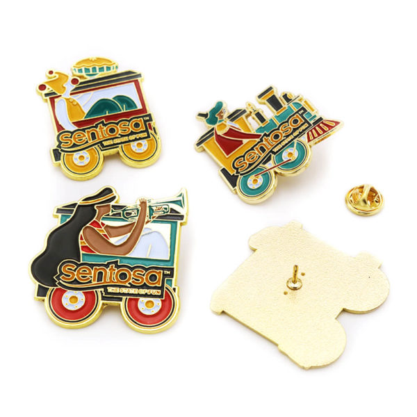 enamel pins Singapore