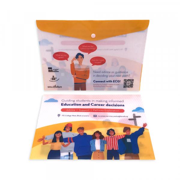 Plastic Folder – ITE