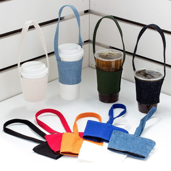 Canvas Drink Holder 3