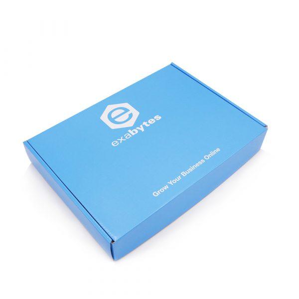 Exabytes – Mailer box 1