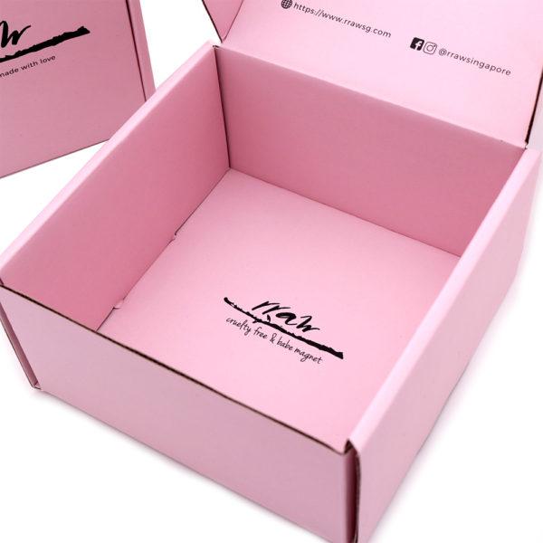 Mailer Box_Rraw Singapore 1