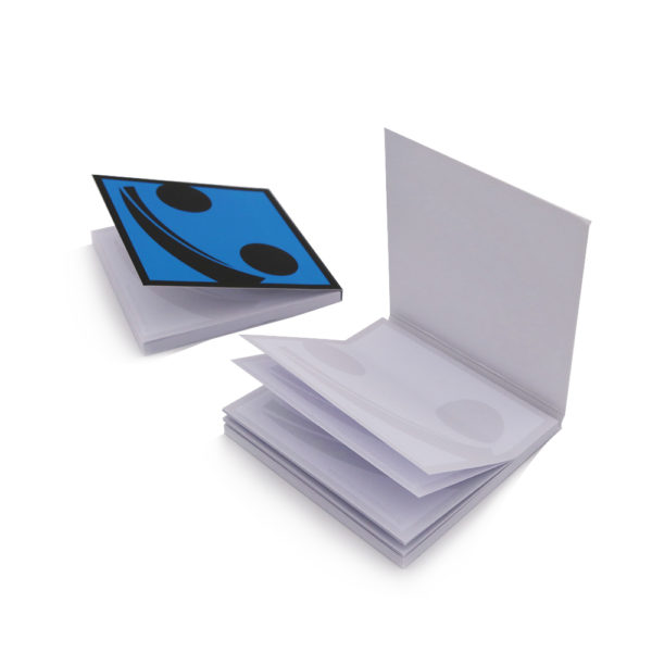 Memopad with Cover_CHAT 1