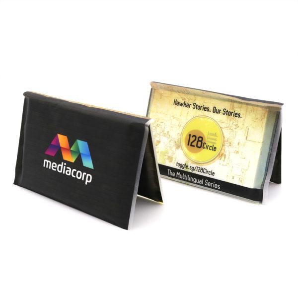 Plastic Wallet Tissue Pack_Mediacorp