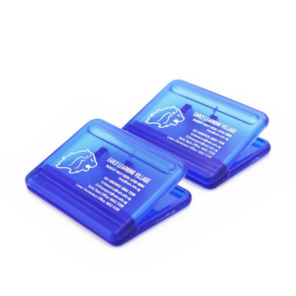 Plastic Magnetic Bulldog Clip_SAIS 2