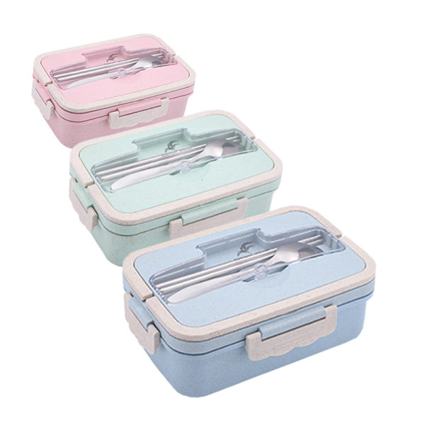 Tokto Microwavable Eco-Friendly Lunch Box_THR