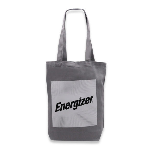 A_Custom Canvas Tote Bags- Energizer Singapore