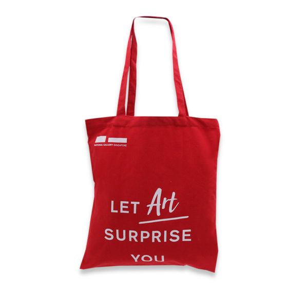A_Custom Canvas Tote Bags- National Gallery Singapore