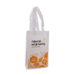 A_Custom Non Woven Bags – Natural Wild Honey Past Project