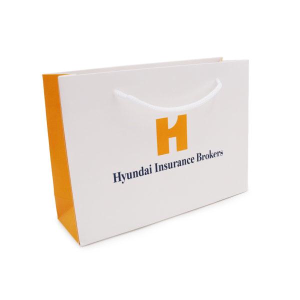 A_Custom Paper bag – Hyundai Insurance Broker