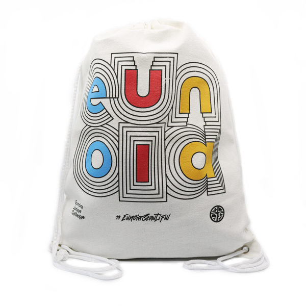 Canvas Drawstring Backpack_EunoiaJC