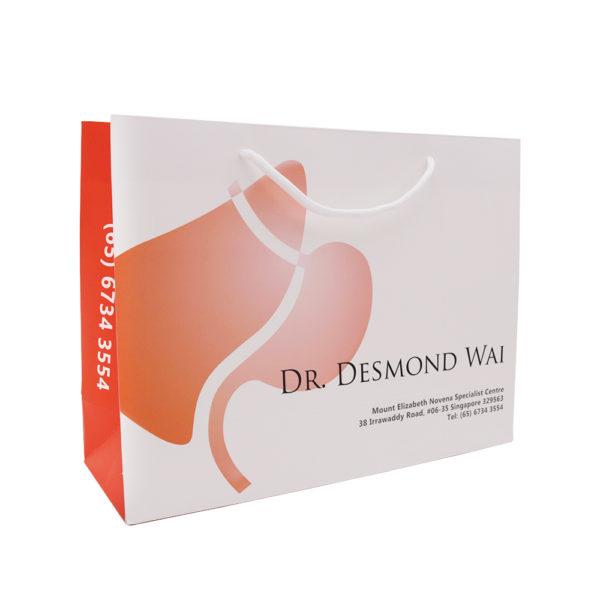 Custom-Made Paper Bags_Dr DesmondWai