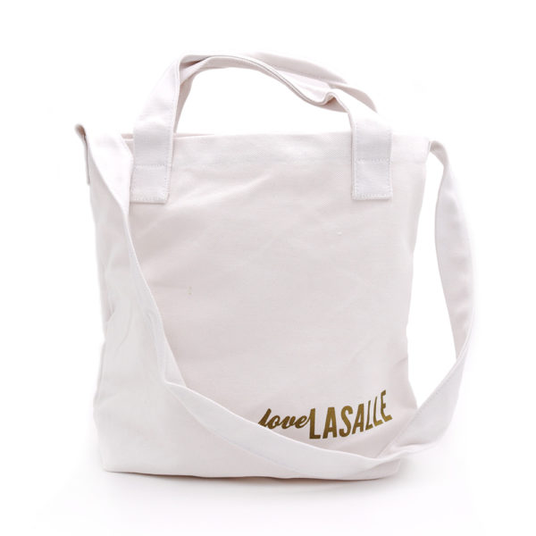 Custom Sling Canvas Bags_Lasalle College of the Arts Limited