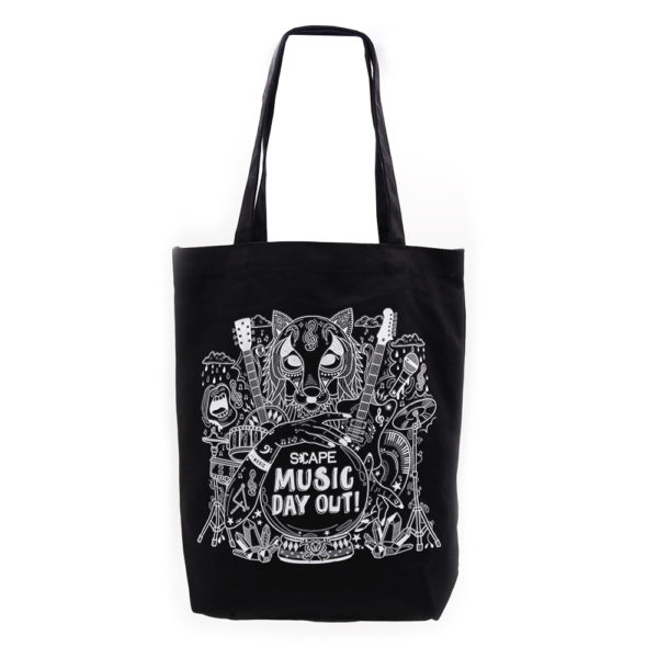 Custom Tote Bags Printing_Scape