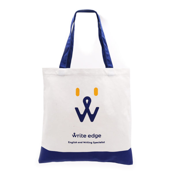 Custom Tote Bags Printing_The Write Corner