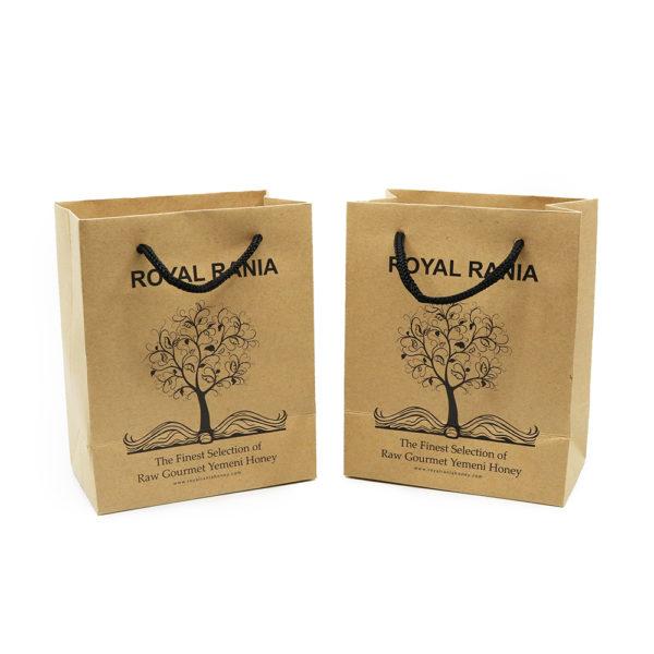 Kraft Paper Bags_Royal Rania_1
