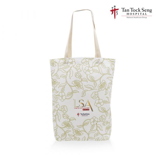 LSA – A3 Canvas Bag(Cream handles) 1