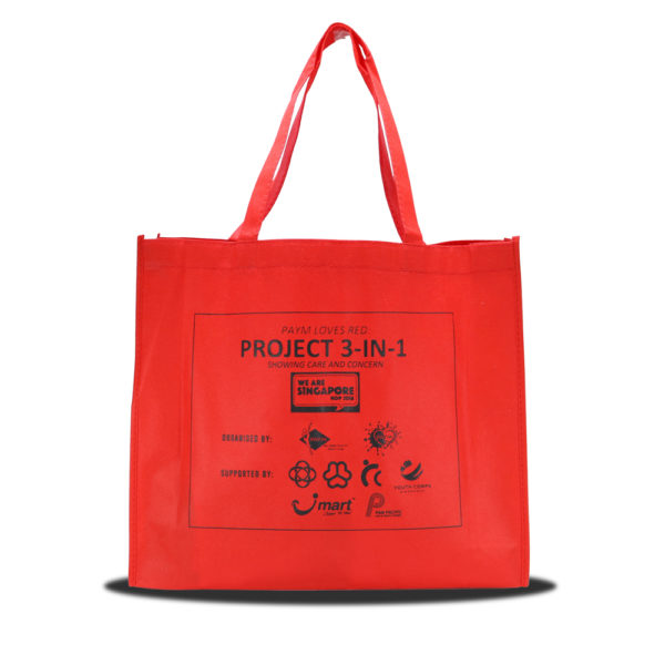 Non Woven Bag_Nee Soon East CC Youth Group
