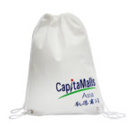 Non Woven Drawstring Backpack – CapitaMalls