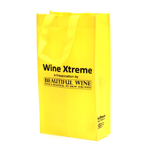 Non Woven Wine Carrier – Wine Xtreme 2