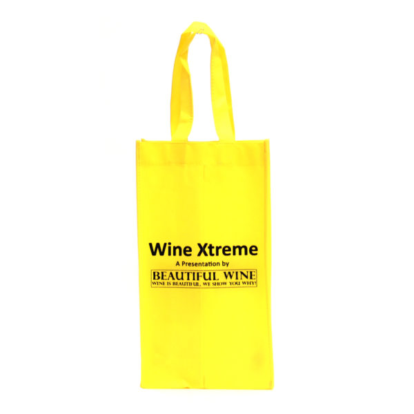 Non Woven Wine Carrier – Wine Xtreme