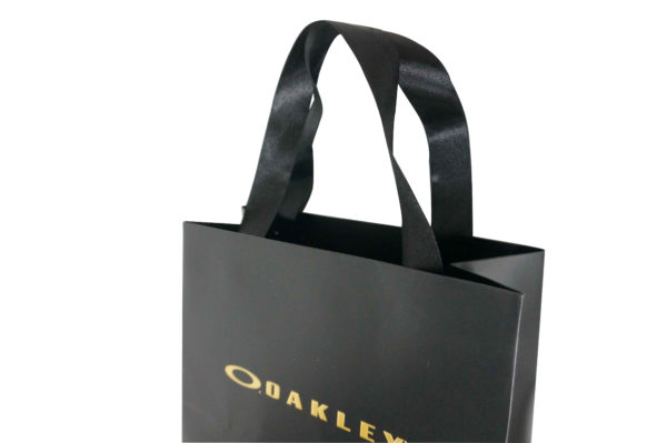 Paper Bags Satin Handle – Oakley 2