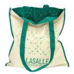 Reversible Canvas bag – LaSalle 6