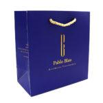 Twisted Handles Paper Bags_Pablo Blau 1