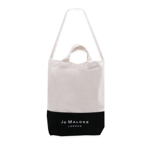 Two Tone Canvas Tote Bags – Jo Malone 1