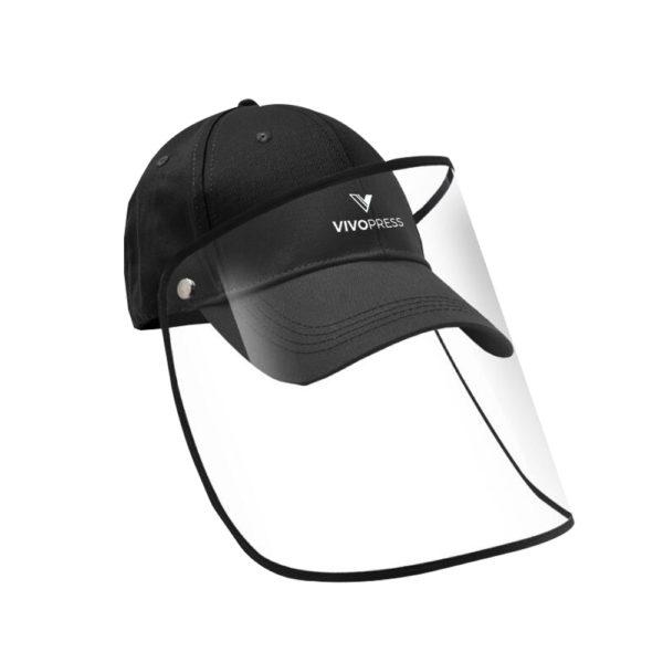 防护鸭舌帽