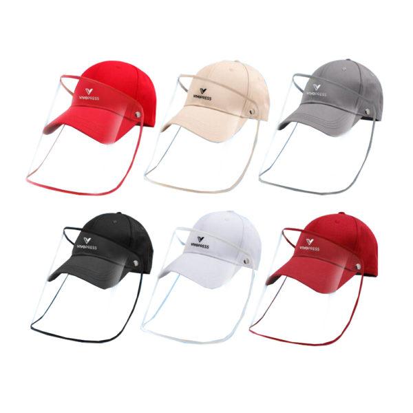 防护鸭舌帽3