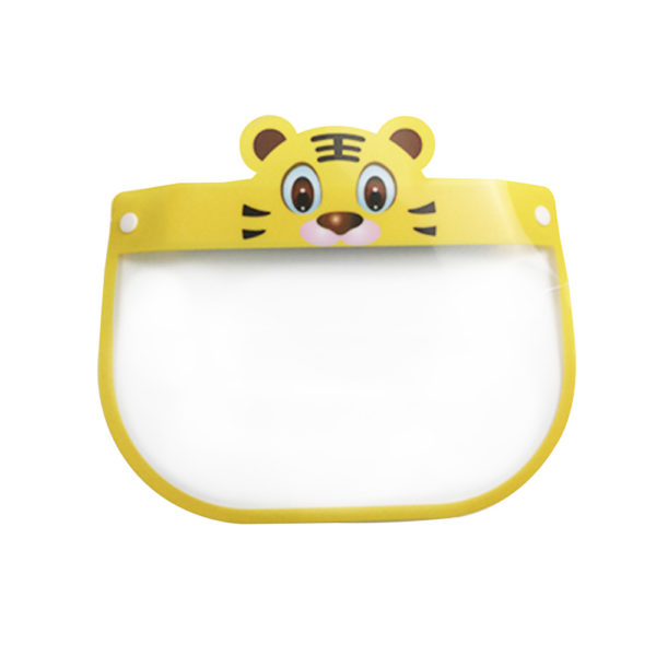 Single use face shield for kids 1