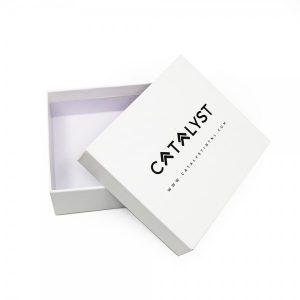 custom box packaging singapore rigid box with lid